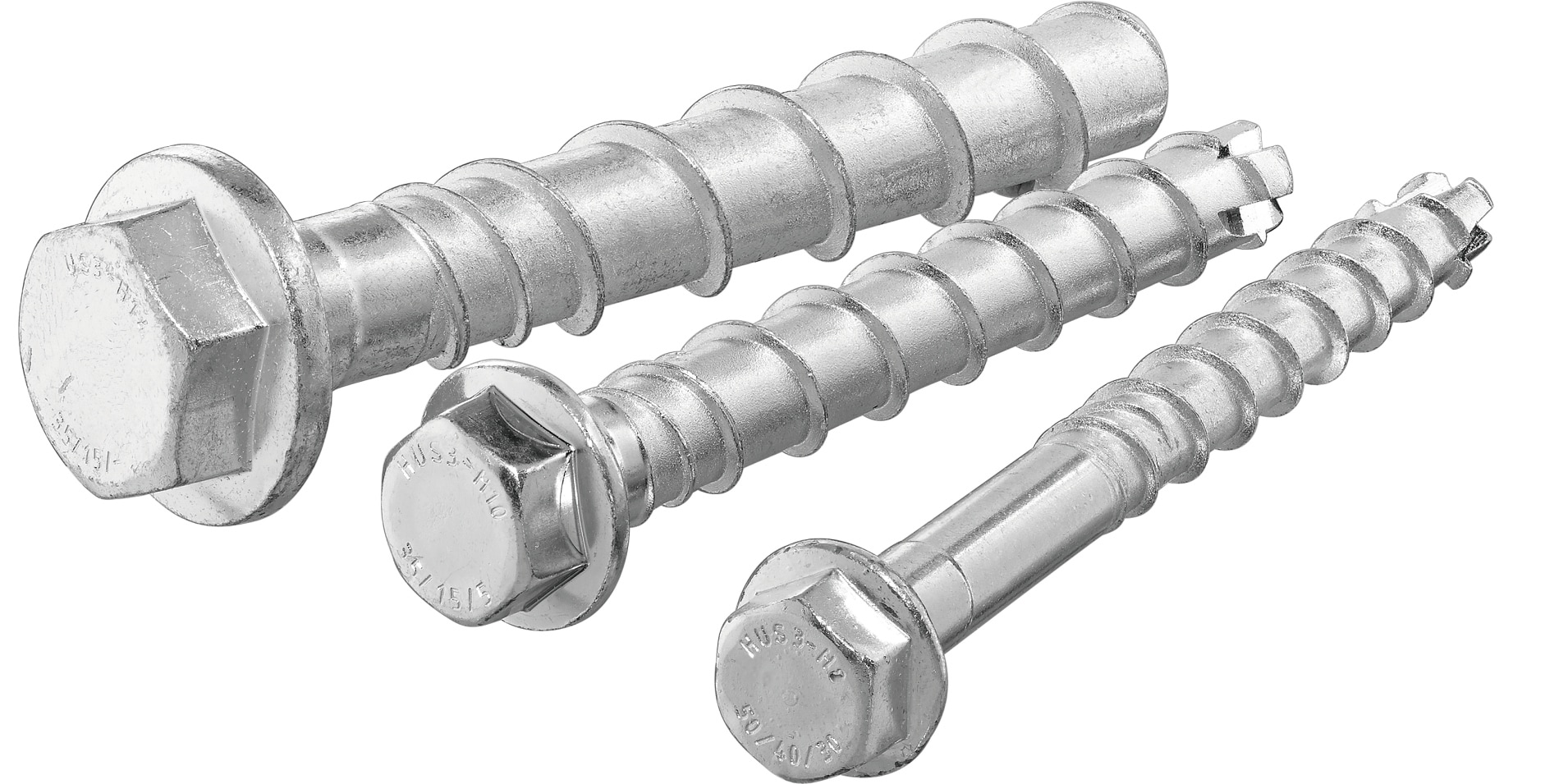 Ultimate performance screw anchor HUS3-H