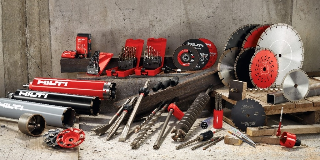 Inserts, drill bits, chisels, abrasive discs